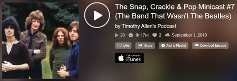 The Snap Crackle & Pop Minicast #7
