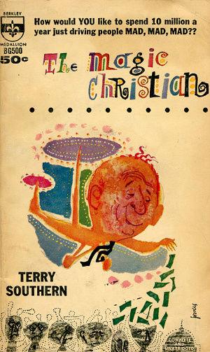 Terry Southern 1961 Berkley Books