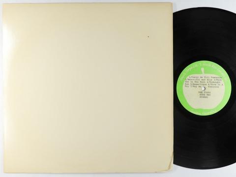 Iveys - Magic Christian Music Acetate LP - Apple UK b