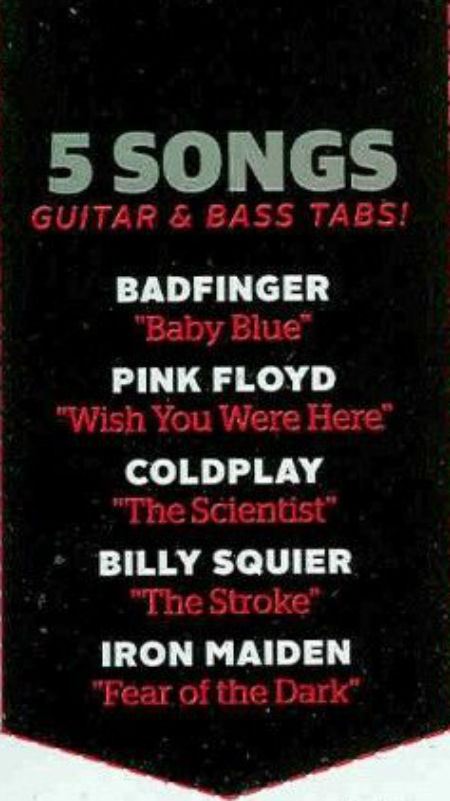 Guitar World Magazine - Holiday 2013 b