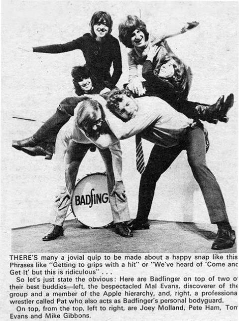 Melody Maker 1970