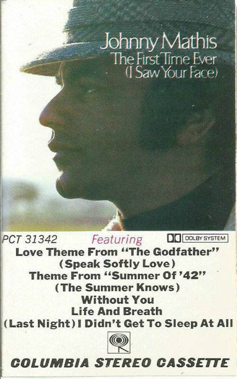 Johnny Mathis - PCT 31342