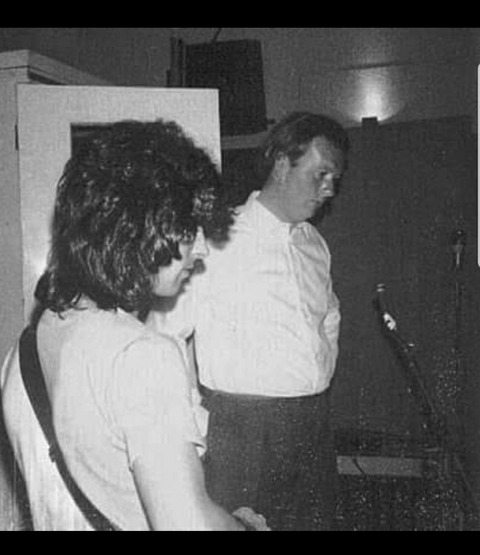 Tom Evans & Geoff Emerick