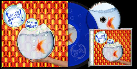 Jellyfish - Live at Bogart's (CDLP 2012)