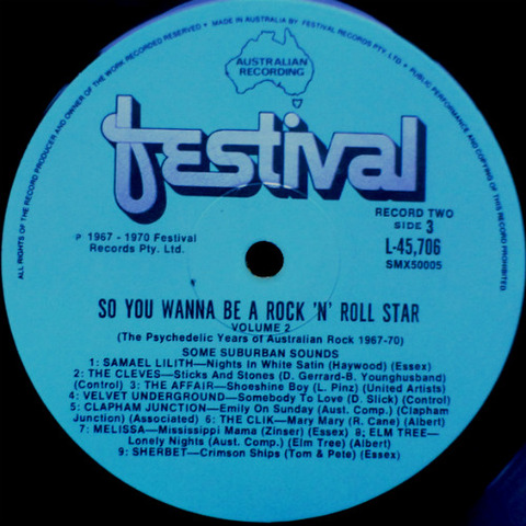 So You Wanna Be A Rock'n'Roll Star Vol 2 r3
