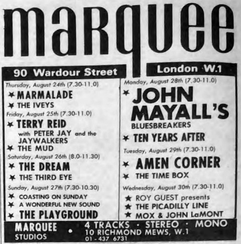 Melody Maker 1967-0826