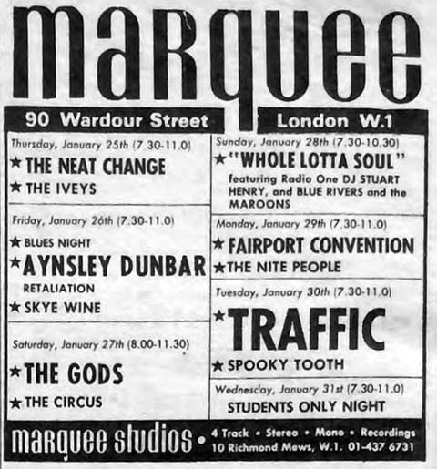Melody Maker 1968-0127