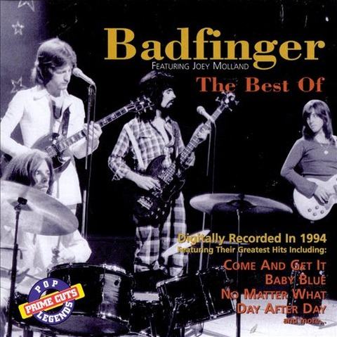 bjm CD 1996 Prime Cuts The Best of Badfinger featuring Joey