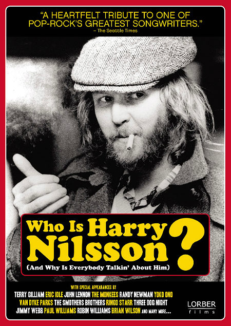 Who Is Harry Nilsson dvd