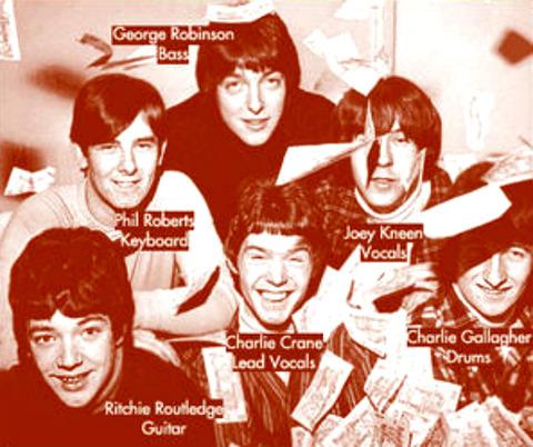 The Cryin' Shames 1966