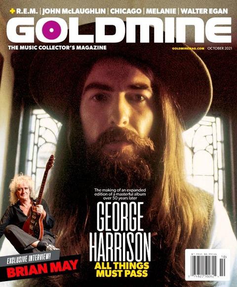 Goldmine #934 October 2021 cover