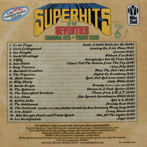 David Brookings - Superhits of the Seventies b