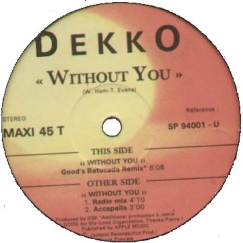Dekko - SP 94001-U