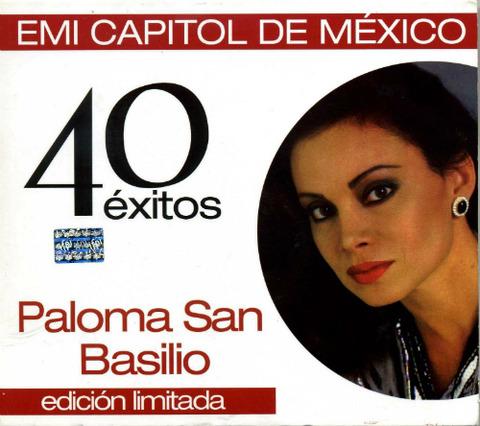 Paloma San Basilio - 40 exitos