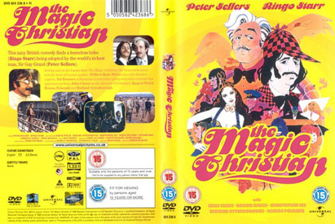 The Magic Christian DVD 88m 2006