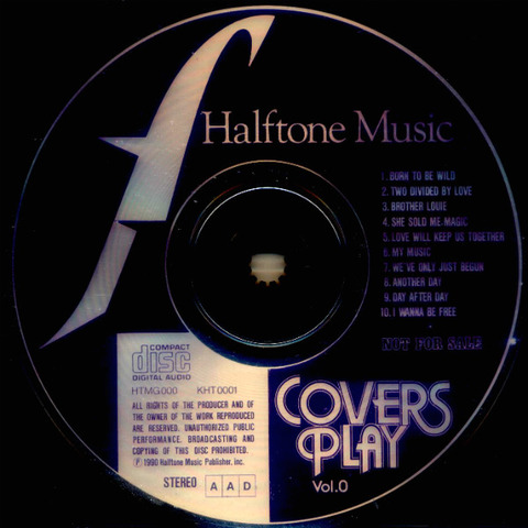 Covers Play Vol 0 c