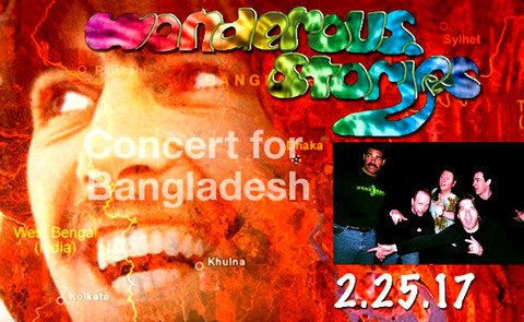 The Concert for Bangladesh Re-visited Tribute to George Harrison