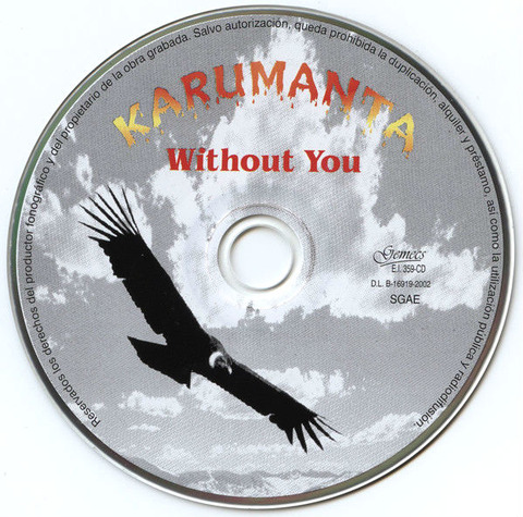 Karumanta Without You r