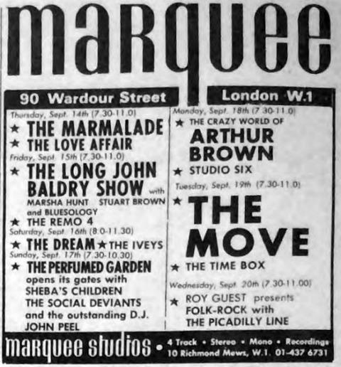 Melody Maker 1967-0916