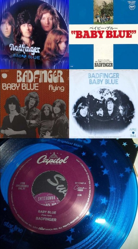 Badfinger - Baby Blue 5