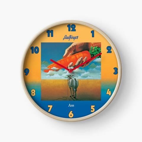 Ass Clock