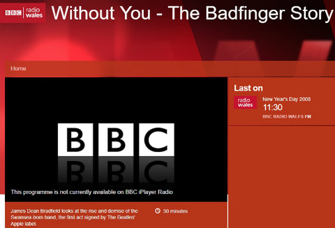 Without You - The Badfinger Story Jan 1 2008