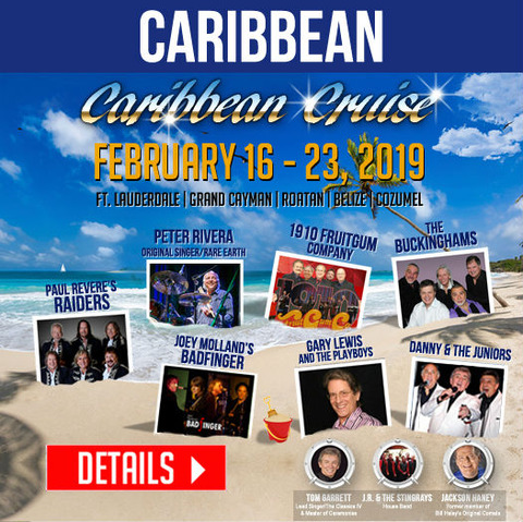 Caribbean Cruise Feb 16-23, 2019