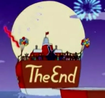 [The Simpsons] Eternal Moonshine of the Simpson Mind (2007)