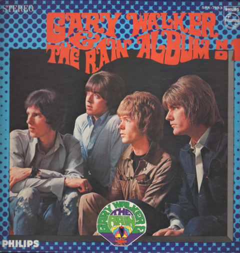 Rain - Album 1968