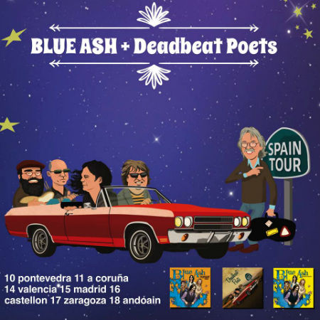Blue Ash + Deadbeat Poets