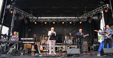 Peter Asher Band September 2021