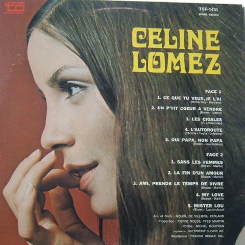 Céline Lomez - TSF-1431 back