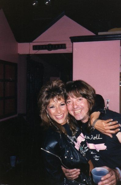 Badfinger Rock n' Roll Cafe '89 Vicki Abelson Joey