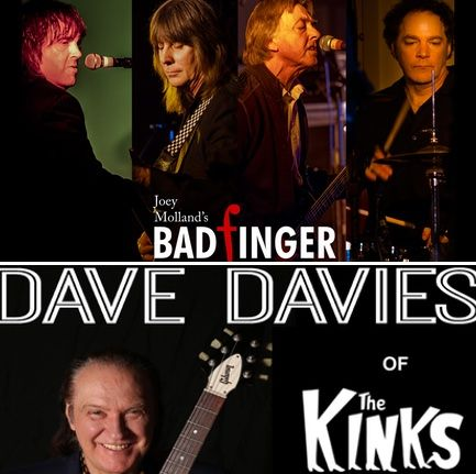 Dave Davies of The Kinks April 21, 2018