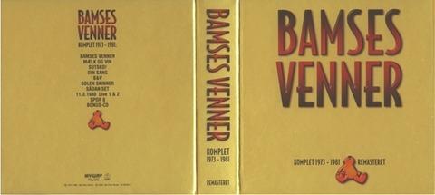 Bamses Venner - M20036-2 box