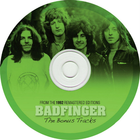 Badfinger The Bonus Tracks from the 1992 Remastered Editions d