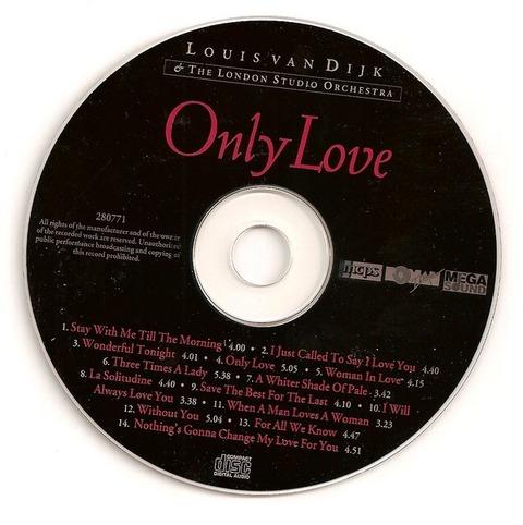 Louis van Dijk - Only Love (1993) d