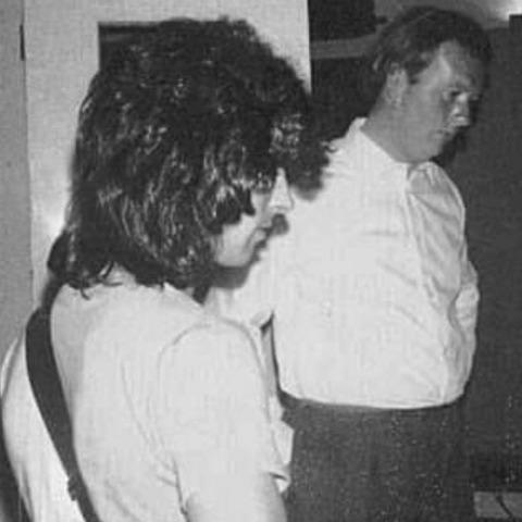 Tom Evans and Geoff Emerick