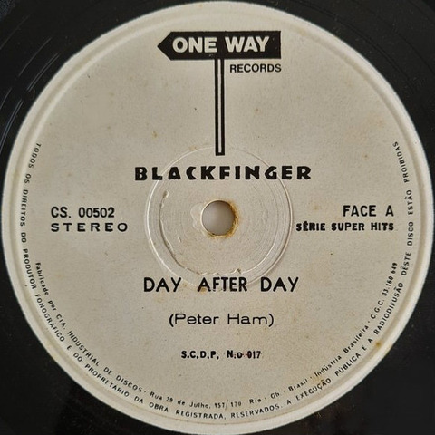Blackfinger - Day After Day a