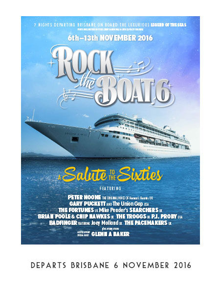 Rock the Boat 6 (2016)