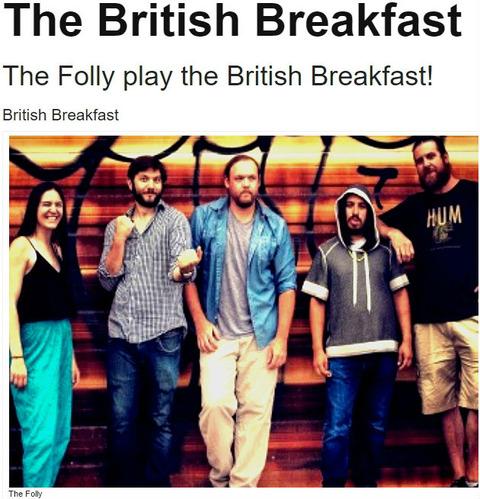 The Folly 2016