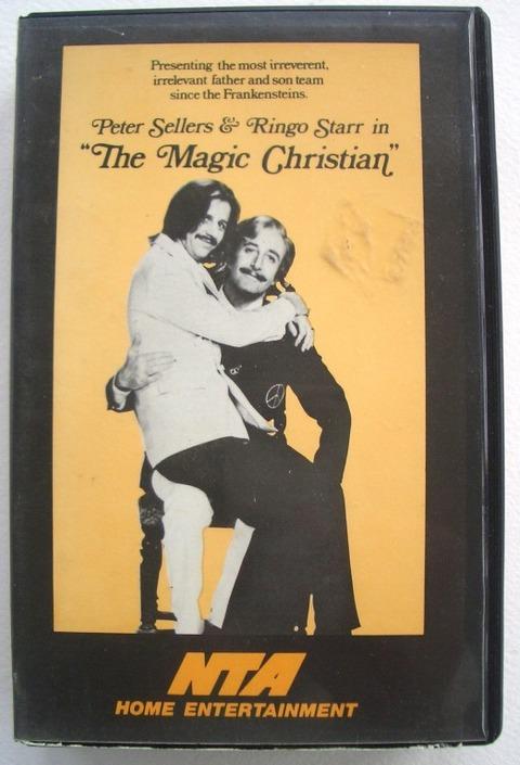 The Magic Christian 1982 beta 88mins NTA Home Entertainmen