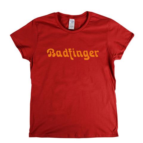 DJTees - Badfinger Logo Womens T-shirt