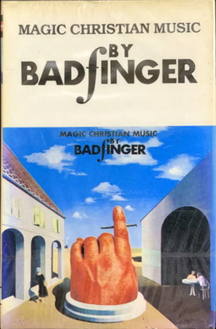 Badfinger - Magic Christian Music 1992 Korea cassette a