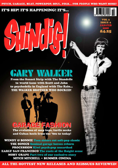 Shindig! issue No.2 Jan-Feb 2008