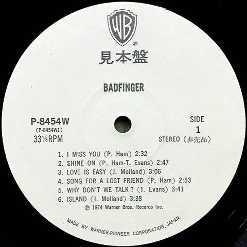 Badfinger JPN promo r1