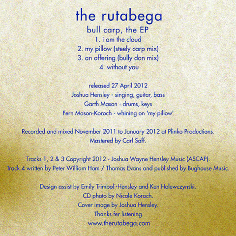 The Rutabega back