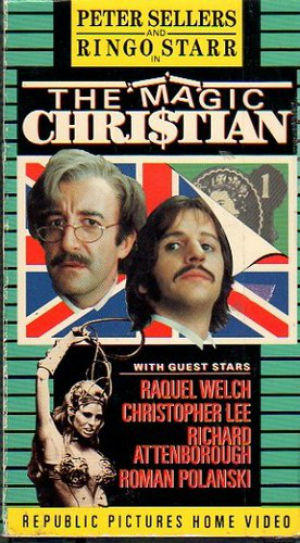 The Magic Christian VHS 101m Republic 1