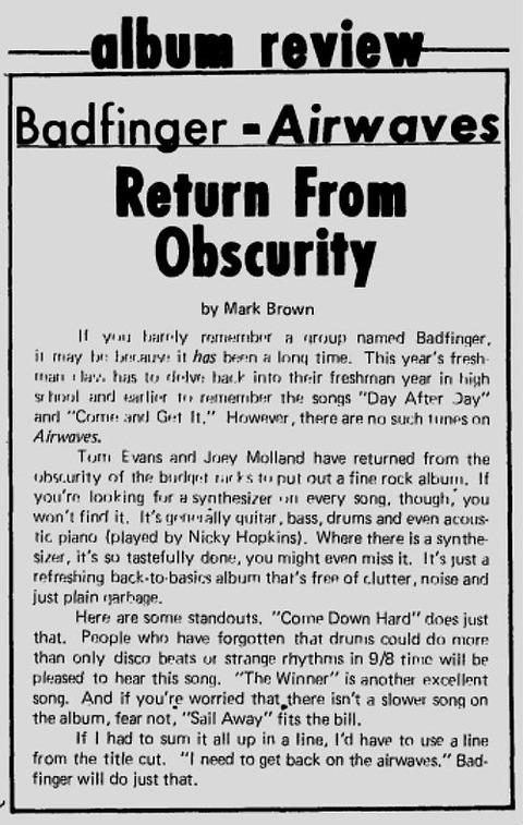 Clarkson Integrator (March 13, 1979)