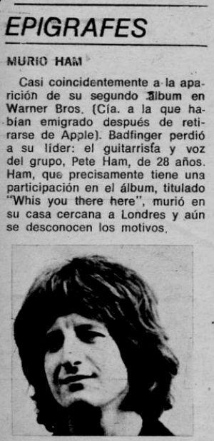 Pelo #061 (1975) pete